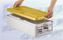 The Sterile Supply Cyle - Packaging: Sterilizing container