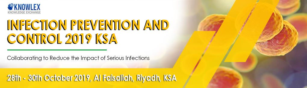 Infection Prevention and Control 2019 KSA